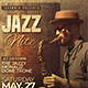Jazz Nite Flyer - GraphicRiver Item for Sale