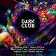 Dark Club Flyer - GraphicRiver Item for Sale