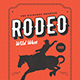 Vintage Country Rodeo Event Flyer - GraphicRiver Item for Sale