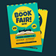 Book Fair event flyer - GraphicRiver Item for Sale