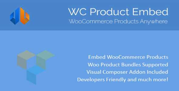 WooCommerce Product Embed - CodeCanyon Item for Sale