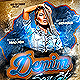 Denim Sexy Party Flyer - GraphicRiver Item for Sale