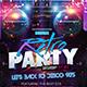 Retro 90's  Party - GraphicRiver Item for Sale