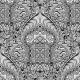 Decorative Vintage Leafy Floral Seamless Pattern. - GraphicRiver Item for Sale