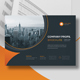 Corporate Brochure Landscape A4 & A5 - GraphicRiver Item for Sale