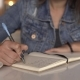 Free Download Woman Is Writing in Diary Nulled