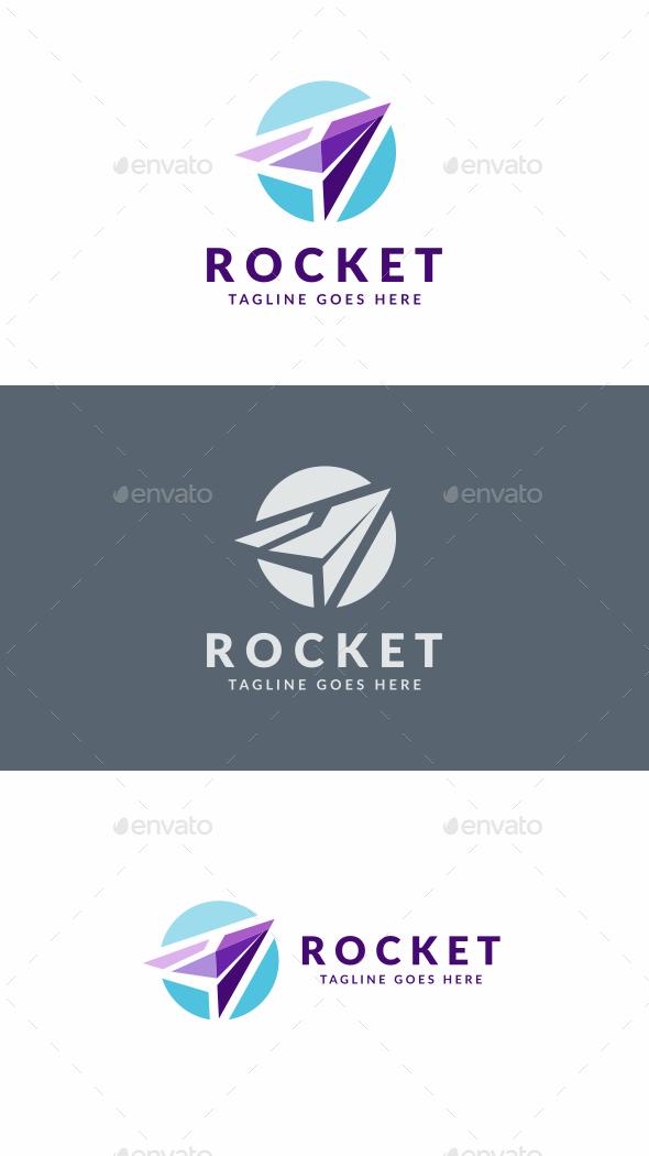 Rocket Studio - Objects Logo Templates