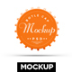 Bottle Cap Mockup - GraphicRiver Item for Sale