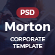 Morton Business & Corporate Template - ThemeForest Item for Sale