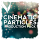 Cinematic Particles Production Pack - VideoHive Item for Sale