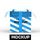 Gift Box Mockup - GraphicRiver Item for Sale