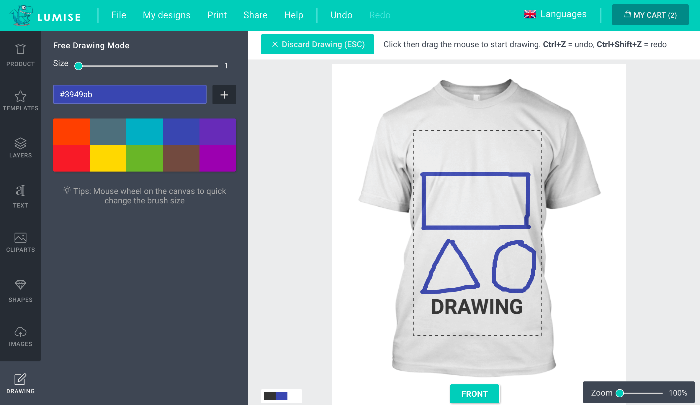 4acc177f8 T Shirt Designing Software Download Free - DREAMWORKS