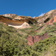Multi-colored sandstone cliffs at Golden Gate - PhotoDune Item for Sale