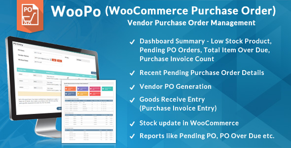 WooCommerce Purchase Order (PO System) - CodeCanyon Item for Sale