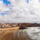 Breathtaking view on Atlantic ocean beach in small Morrocan town Iguer Ouzrou - PhotoDune Item for Sale