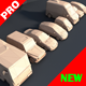 8 Lowpoly CARS pack - 3DOcean Item for Sale