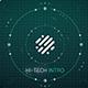 Digital Hi-Tech Glitch Intro - VideoHive Item for Sale