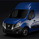 Nissan NV 400 L3H3 Van 2017 - 3DOcean Item for Sale