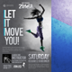 Zumba Fitness Flyer / Poster - GraphicRiver Item for Sale