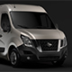 Nissan NV 400 L4H2 Van 2017 - 3DOcean Item for Sale