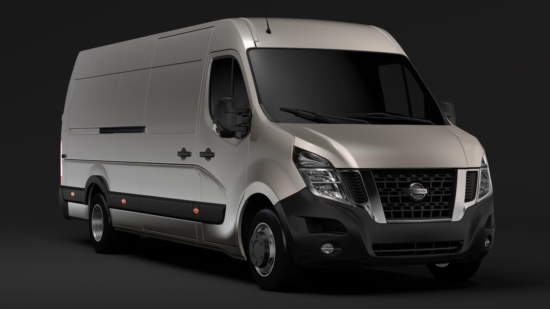 Nissan NV 400 L4H2 Van 2017