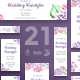 Wedding Hairstyles Banner Pack - GraphicRiver Item for Sale