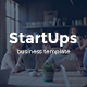 StartUps Business Keynote Template