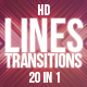 Lines Transitions - VideoHive Item for Sale