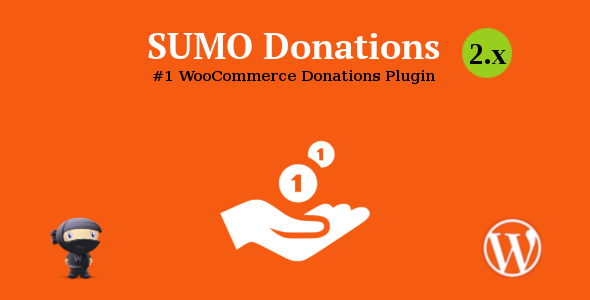 SUMO WooCommerce Donations - CodeCanyon Item for Sale