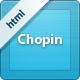 Chopin HTML - ThemeForest Item for Sale