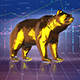 Stock Market Golden Bear - VideoHive Item for Sale