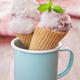 Ice cream waffles - PhotoDune Item for Sale