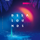 Deep Sounds Party Flyer