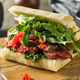 Homemade Beef Steak Sandwich - PhotoDune Item for Sale