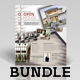 Open House Real Estate Flyer Bundle - GraphicRiver Item for Sale