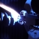 Laser Deposition on a Rotating Part in a Milling Machine - VideoHive Item for Sale