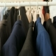 Business Suits, Shirts and T-shirts on a Hanger - VideoHive Item for Sale