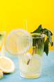 Cold lemon water drink for hot summer days - PhotoDune Item for Sale