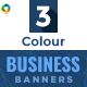 Banner Set - GraphicRiver Item for Sale