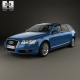 Audi A6 (C6) Avant 2005 - 3DOcean Item for Sale