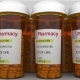 JOY OF LIFE Caption on Pill Prescription Bottles - VideoHive Item for Sale