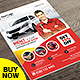 Rent A Car Flyer - Corporate Promotion - GraphicRiver Item for Sale