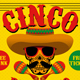 Cinco De Mayo Instagram - GraphicRiver Item for Sale