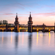 The beautiful Oberbaubruecke over the river Spree  - PhotoDune Item for Sale