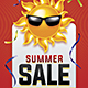 Summer Sale Flyer - GraphicRiver Item for Sale