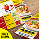 Restaurant Menu - Food Menu Template - GraphicRiver Item for Sale