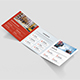 Brochure – Transport Logistic Tri-Fold Square