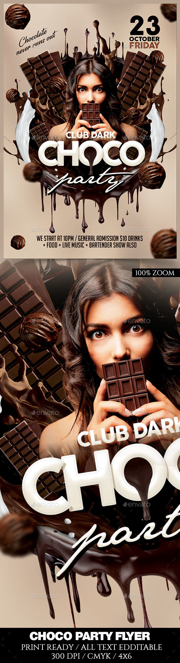 Choco Party - Clubs & Parties Events