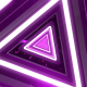 Triangle Tunnel VJ - VideoHive Item for Sale