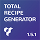 Total Recipe Generator - WordPress Recipe Maker with Schema and Nutrition Facts - CodeCanyon Item for Sale